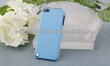 Leather Coatting Hard Fashion Case For Apple Ipod Touch5