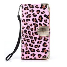 2014 hot sale phone case leather, leather universal flip phone case, double phone case leather