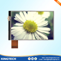 oem for car camera 320x480 3.5 inch small lcd screen