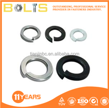 Din 127 standard spring steel washers