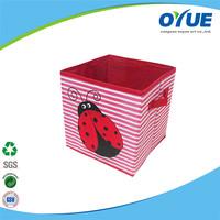 Manufacturers wholesale non-woven cartoon storage box