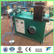 copper wire flat machine, wire flattening machine