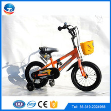 2015 New Model Cheap Child Bicycle With Four Wheel Bike