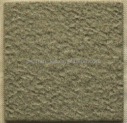 2016 Newest non-slip acid-resistant gray porcelain garden paving tiles