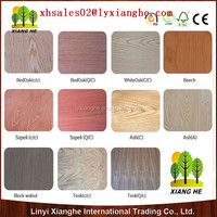 good color and good grain natural sapele fancy plywood with poplar core