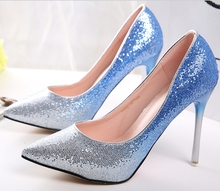 W91689A 2015 new design women sexy high heel club shoes ladies pointed toe high heel wedding shoes