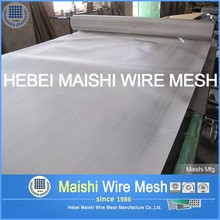 Ultra Fine Stainless Steel Wire Mesh for Screen Printing Mesh
