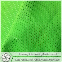 2015 news style China 100 polyester thick wholesale fabric for sports wear