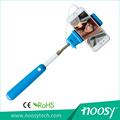 con conexión de cable selfie stick monopod handeld monopod selfie cable palo palo selfie