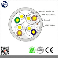 4 Pairs UTP cat 5 LAN cable/Network cable/ATM/Telephone UTP & FTP cable