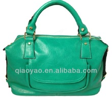 wholesale classic pu leather tote bag