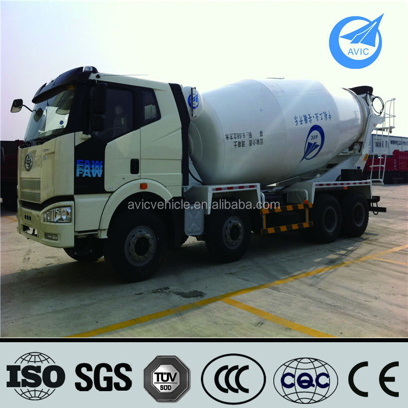 Mini Cement Mixer Mini Truck Concrete Mixer