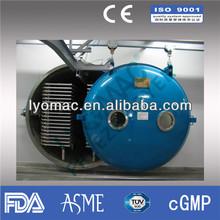 800KG capacity Industrial food freeze dryer--electrical heat
