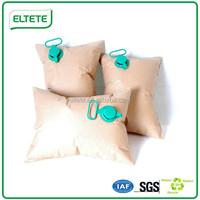 Waterproof air transport bags in cold regions