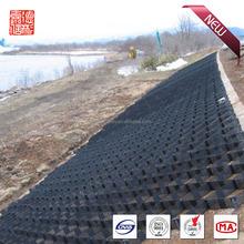 sistema geocelda refuerzo para la fábrica de protección de taludes