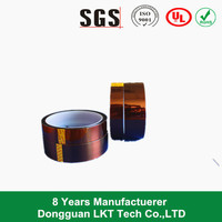 Dongguan heat resistant insulation tapes esd silicone polyimide manufacture