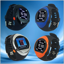 small human tracking device / gps watch tracker - caref watch best new watch phone 2013