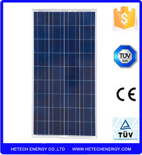 poly solar panel in china Best price per watt solar panels 130w solar panel price india