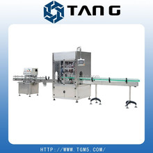 automatic chilli paste filling and capping machine