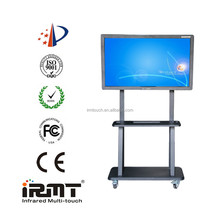 IRMTouch 32'' to 84'' infrared interactive whiteboard, ir touch screen board