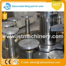 for United states 2000bph automatic seperated type wine filling factory shop