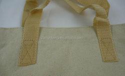 16oz cotton canvas tote bag/ cotton cloth bag/ recycle cotton bag