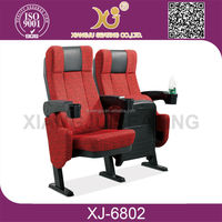 luxury VIP cinema chair cinema seat theater chair for sale XJ-6802