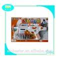 nuevo producto suave de aire de la pistola de plástico suave pistola de aire para los niños