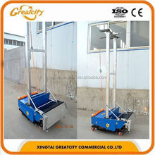 Cement wall automatic rendering machine,wall wipe machine for sale,Cement plastering materials
