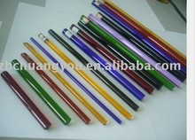 Clear and colored glass rods,high temperature glass rod