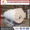 3 Pass Fire Tube Design Diesel Boiler, Diesel Steam Boiler (capacity0.5-6 tons/hr)