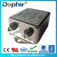China Electronics 10A Single Phase Power Generator Filter