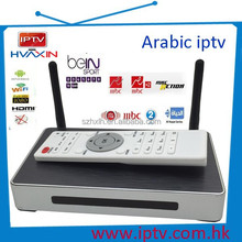 2015 IPTV Indian internet tv box +android tv box quad core indian channels +wholesale android smart tv set top box