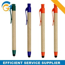 Special Shell,Blue Factory Price Tourist Stylus Ball Pen