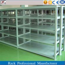 Folding household metal shelf for storage