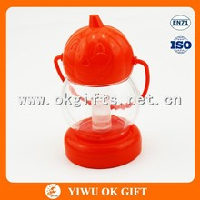 2015 hot sale cute pumpkin LED lantern for Halloween / party for kids
