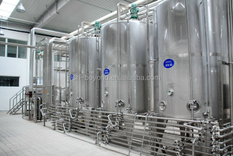 Integrated Milk Production Line Products China Integrated Milk Production Line Supplier