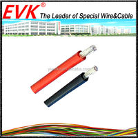 Silicone Rubber Stranded Copper Wire and Cable