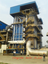 ZG 220t 9.8MPa Oil Gas Steam Power Plant Oil And Gas Steam Boiler