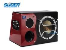 Suoer Factory Price Big Bass Speaker Subwoofer Car Audio Subwoofer