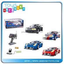 1:10 scale radio control toy car