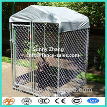 hot-dipped galvanized chain link dog pet houses carriers