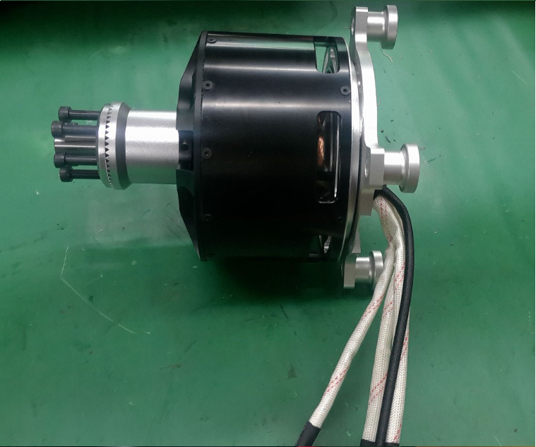 2016 vente chaude 12090 130kv moteur brushless avec 40 kg for 50 kg thrust brushless motor