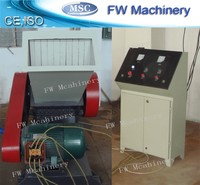 China made pvc pipe crusher unit plastic pipe grinding machine
