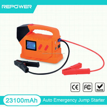 Auto car jump starter, Car emergency kit, power bank car jump starter