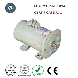 2015 brush 48v 1000w dc motor price for electric tricycle