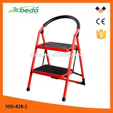 Household safety multi-purpose wide step folding side step for mercedes benz ml350 (MD-828-2)