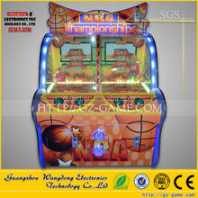 Pingpong Championships Kids Basketball Game Machine double players