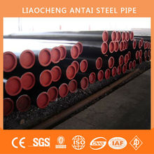 ASTM A106/API 5L Grade B carbon seamless steel pipe From Liaocheng XPY Factory