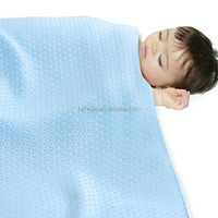 Thermal control fabric baby sleeping sheet